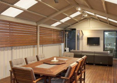 MyLiving Outdoors - Steel Verandahs
