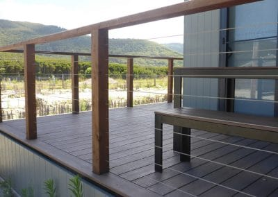 MyLiving Outdoors - Composite Decking