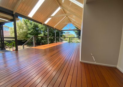 MyLiving Outdoors - Timber Decking