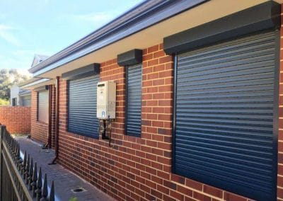 MyLiving Outdoors - Roller Shutters